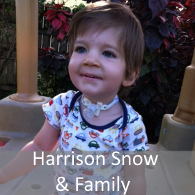 Harrison Snow & Family Hope Delivered