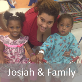 Josiah & Family Hope Delivered