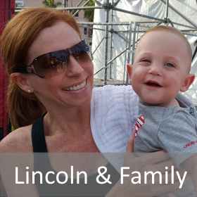 Lincoln & Family Hope Delivered
