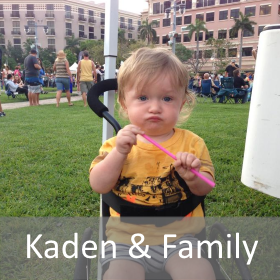 Kaden & Famly Hope Delivered