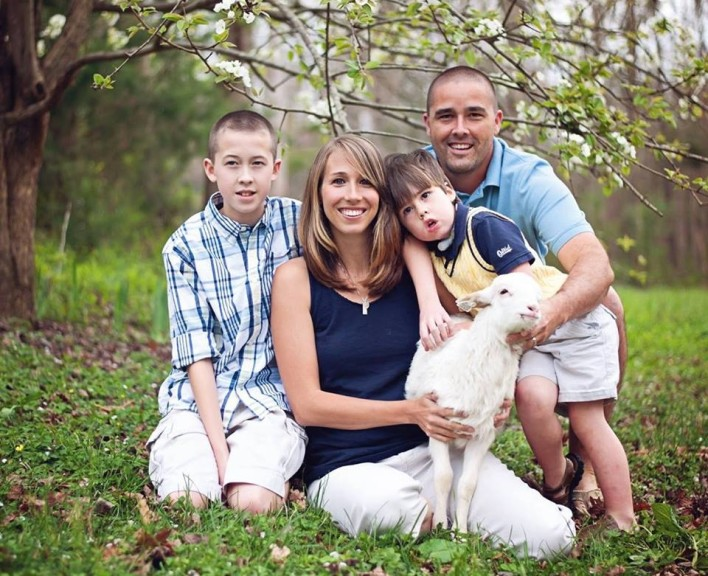 Dodson Family Picture